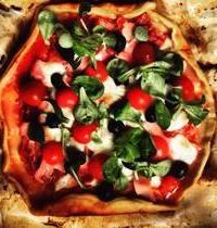 Pizza 2 jambons