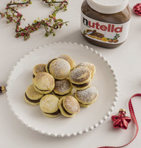 Poffertjes au Nutella®