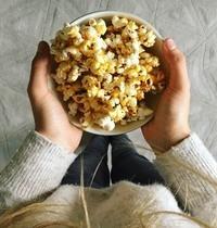 Pop corn party