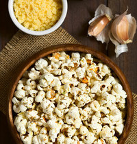 Pop Corn pecorino ail origan
