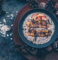 Porridge Banana'Choco
