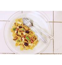 Pot pasta provençal