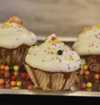Pudding façon cupcake