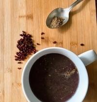 Purple soupe