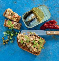Rillettes de sardines bretonnes d'Angèle