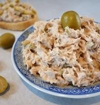 Rillettes thon olives