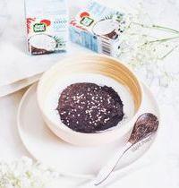 Riz noir au lait de coco