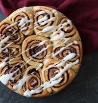 Roulés à la cannelle (Cinnamon rolls)