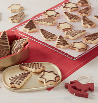 Sablés aux amandes et au Nutella®