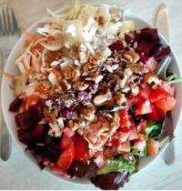 Salade colorée [vegan]