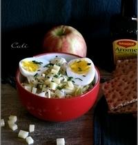 Salade d'Endives à la Pomme & au Comté