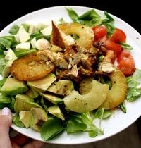 Salade de l'été indien