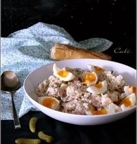 Salade de Pommes de Terre Façon Piémontaise (Sans Mayonnaise, Sans Huile)