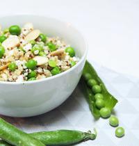 Salade de quinoa express