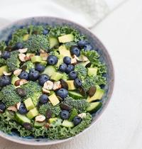 Salade sucré salé au brocoli