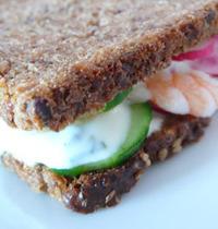 Sandwich nordique