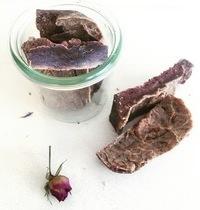 Savon olive, cannelle, chia, sésame & fleurs séchées