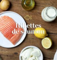 Secret de recette n°12 : Les délicieuses rillettes de saumon !