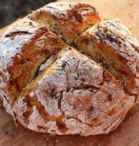 soda bread au seigle