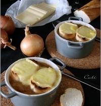 Soupe à l'Oignon & à la Bière, Gratinée à l'Appenzeller