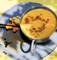 Soupe butternut orange