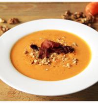 Soupe carottes butternut