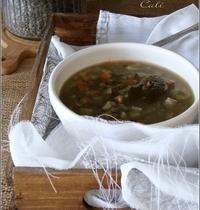 Soupe de Lentilles à l'Ancienne