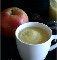Soupe de Panais et Pomme au Safran & Cumin