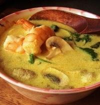 Thaï soup