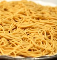 Spaghetti au sel pour Pierre Louis