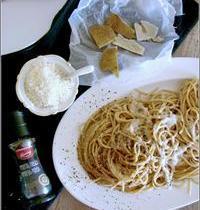 Spaghetti Cacio E Pepe (Fromage & Poivre)