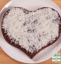 Sweet choco brownie