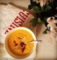 Heartwarming soup