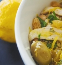 Taboulé oriental aux citrons