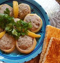 Stuffed artichoke tagine by  Cuisine à 4 mains