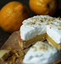 Tarte au citron gastronomique
