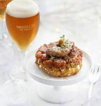 Tartelettes Tatin & foie gras