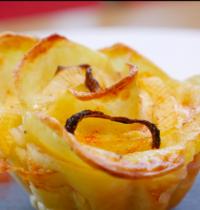 Tartiflette en rose