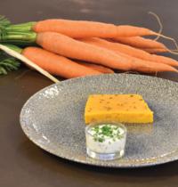 Terrine de carottes