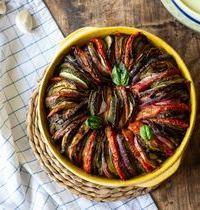 Tian provençal aux légumes du soleil