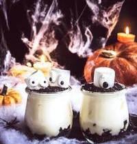 Tiramisu d'Halloween