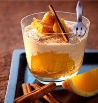 Tiramisù orange et cannelle