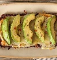 Toast avocado & pouletto