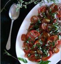 """Tomates à la Provençale Façon """"Petit Plat"""""""
