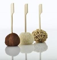 Trio de truffes