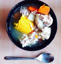 Vitamin soup
