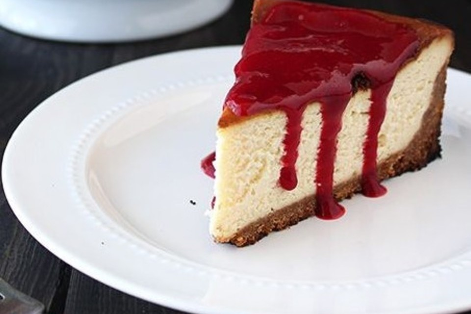 Youmiam Recipe Cheesecake In Speculoos Crust With
