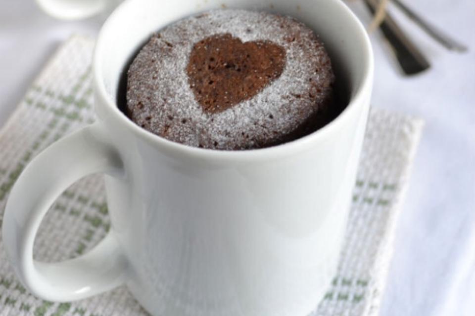 Youmiam Mugcake Sans œufs Au Chocolat En Poudre