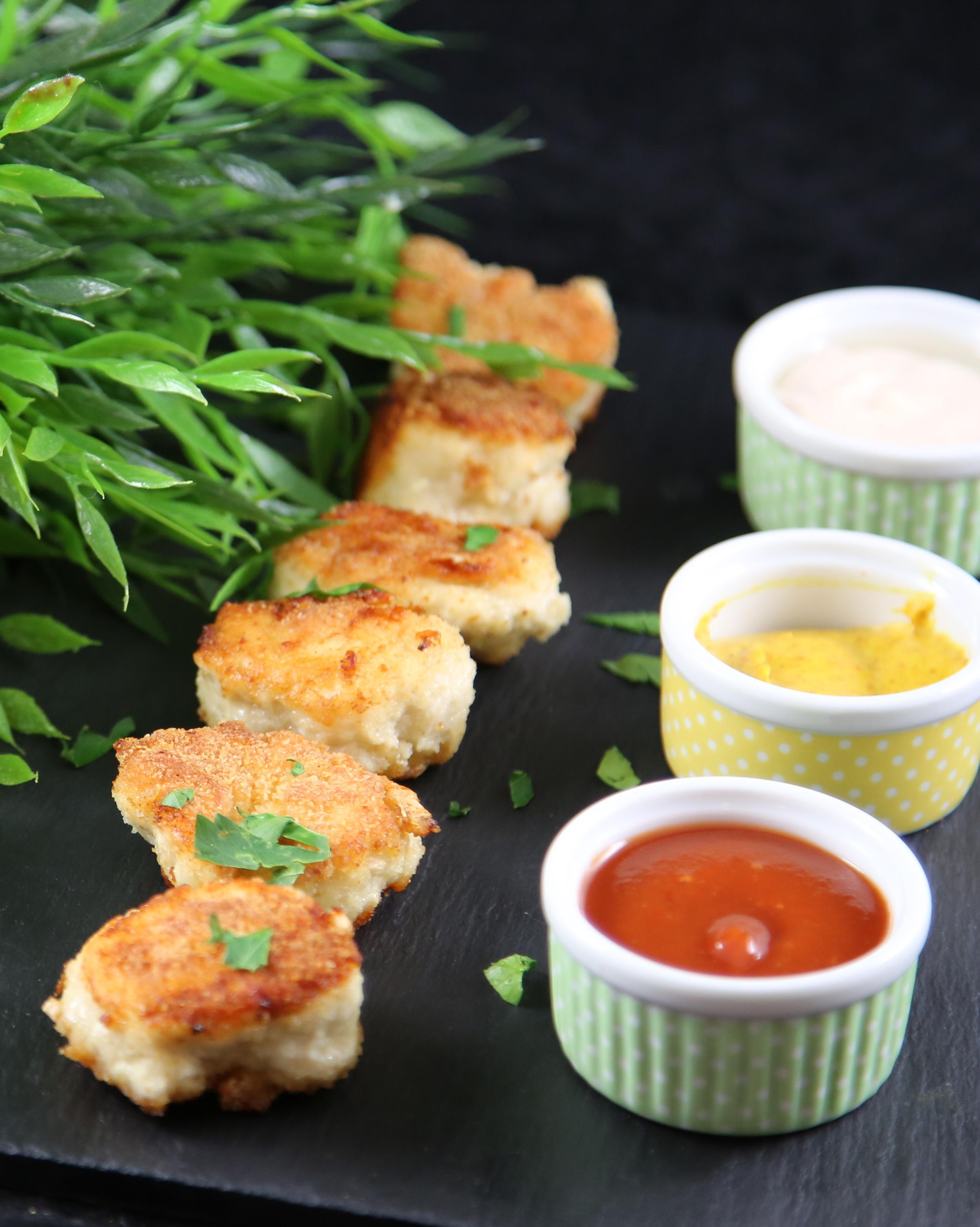 Youmiam recipe homemade chicken nuggets for Homemade aperitif recipes